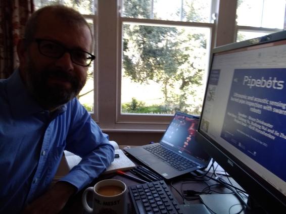 Presenting Online at RAIN Webinar